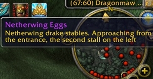 wow addon Netherwing Eggs