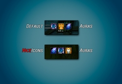 wow addon NiceIcons