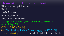 wow addon Night Shift Loot Priority Tooltips