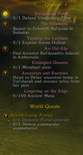 wow addon NomObjectives