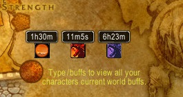 Nova World Buffs