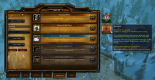 wow addon Overachiever – achievement tools and tweaks