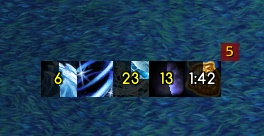 Party Ability Bars WoD