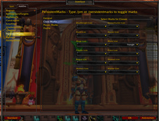 wow addon PersistentMarks