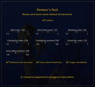 Perskan's Pack
