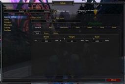 wow addon PitBull Unit Frames 4.0