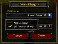 PoisonCharges