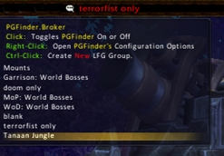 Premade Group Finder.Broker
