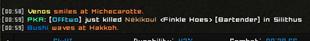 PVP Kill Announcer