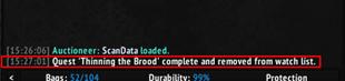 wow addon Quest Un-Tracker
