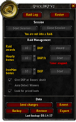 wow addon Quick DKP V2