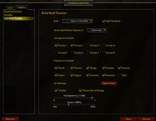 wow addon Raid Buff Tracker