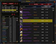 wow addon Raid Tracker – Stormforged