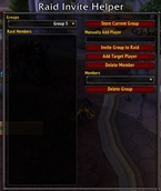 wow addon RaidInviteHelper