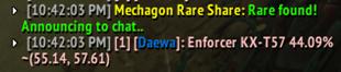 Rare Share: Mechagon