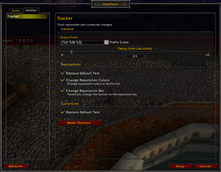 wow addon Reputation and Currency Tracker