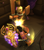 wow addon Righteous Power