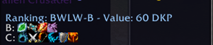 wow addon SD_Values