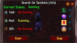 Search for Satchels