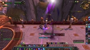 wow addon Serenity Now