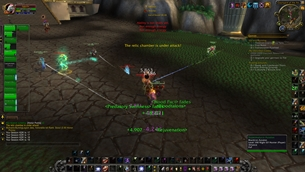 wow addon SessionKDR