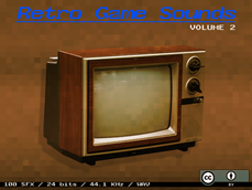 SharedMedia: Retro Game Sounds Vol. 2
