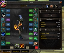 wow addon Show Item Level