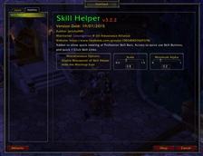 Skill Helper