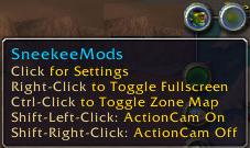 SneekeeMods: Maps, Cam & FPS Mover