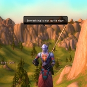 wow addon Something\'s not quite right