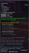 wow addon Square One DKP Values