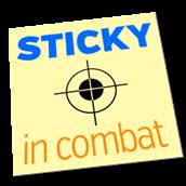 Sticky Target