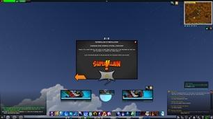 SuperVillain UI