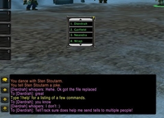 wow addon Tell Track