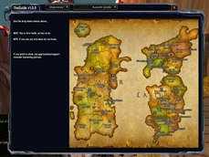 wow addon TheGuide (TG)