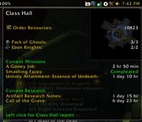 Titan [Class Hall]