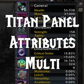 Titan Panel [Attributes] Multi