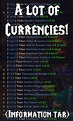 wow addon Titan Panel [Currencies] Multi