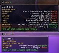 wow addon Titan Panel [Guild]