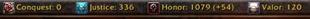 wow addon Titan Panel [Honor Points]