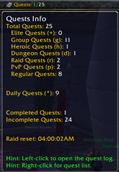 Titan Panel [Quests]
