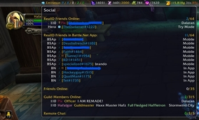 Titan Panel [Social]