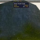 wow addon Titan Panel [Trash Cash]