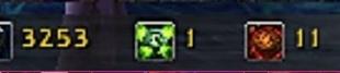 wow addon Titan Panel  [Seal Of Inevitable Fate]