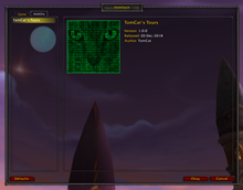 TomCat's AddOn Suite (formerly TomCat's Tours)