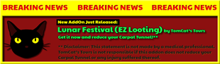 TomCat\'s Tours: Lunar Festival (Insta-Looting and Advanced Maps)