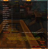wow addon Trackster