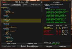 TradeSkillMaster_Crafting