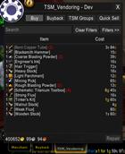 TradeSkillMaster_Vendoring