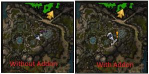 wow addon Vex Minimap Icon Fix